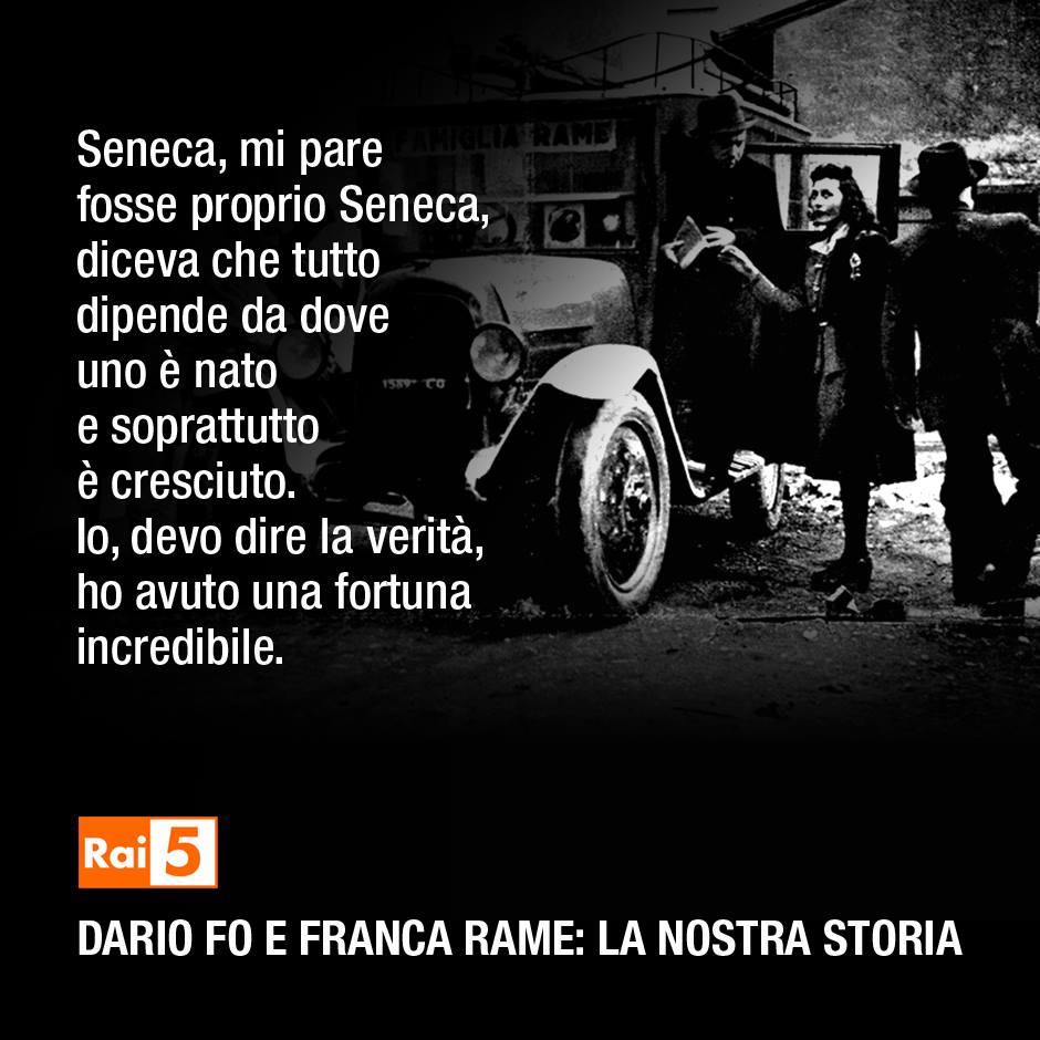 Dario Fo e Franca Rame: la nostra storia (IN PRIMA SERATA!)