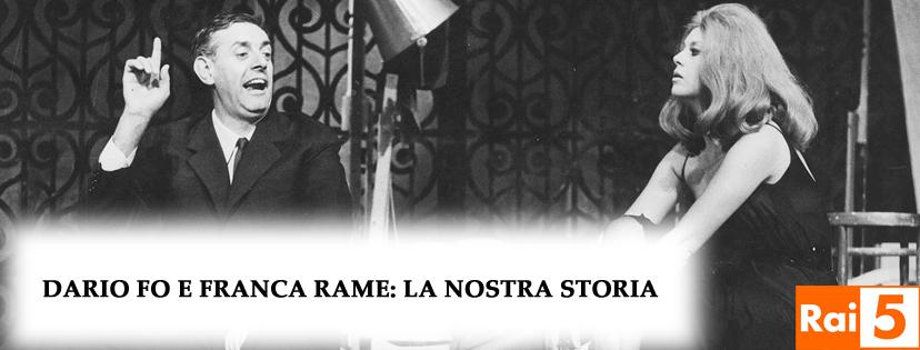 Dario Fo e Franca Rame: la nostra storia (Palinsesto puntate)