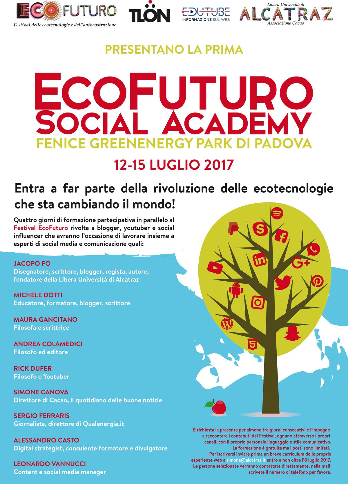 EcoFuturo Social Academy