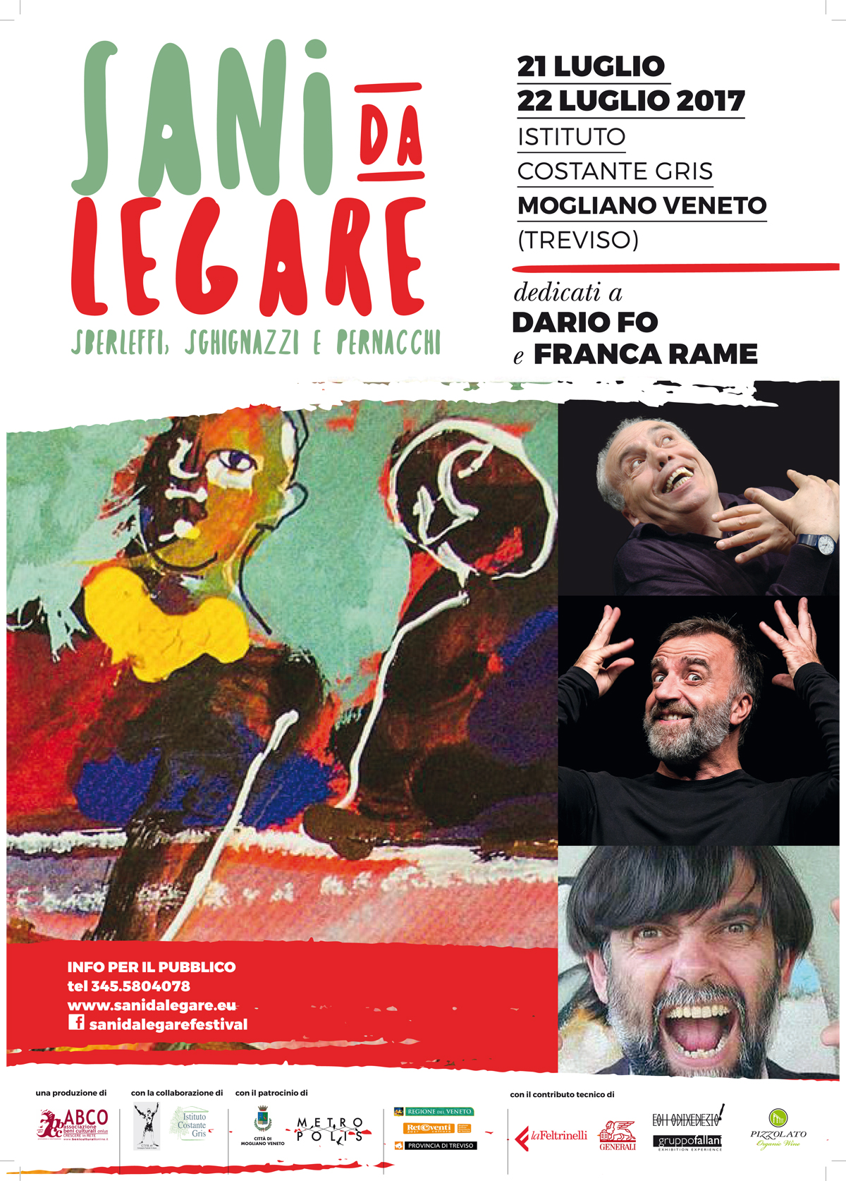 Festival Sani da Legare 2017