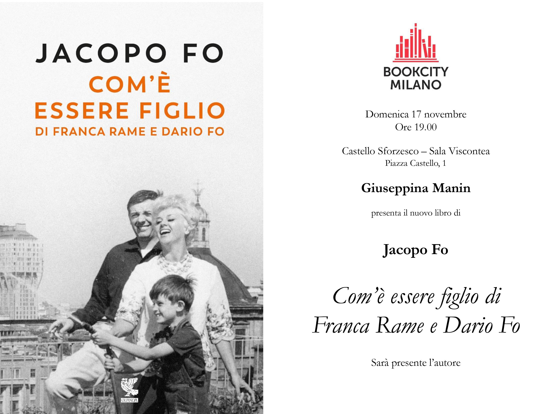 Storia di una famiglia fuori dal comune - Con Jacopo Fo e Giuseppina Manin